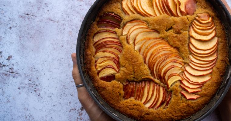 Pommes, sarrasin et miel