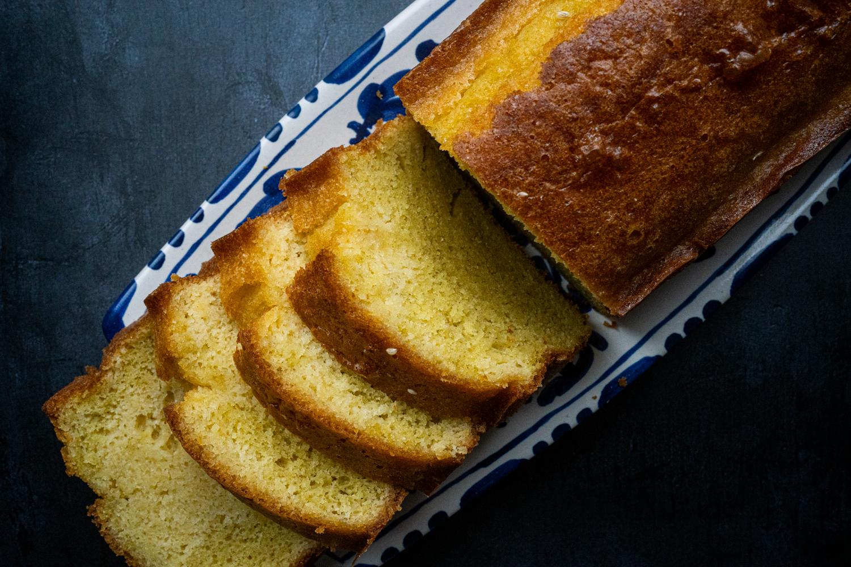 Cake aux citrons