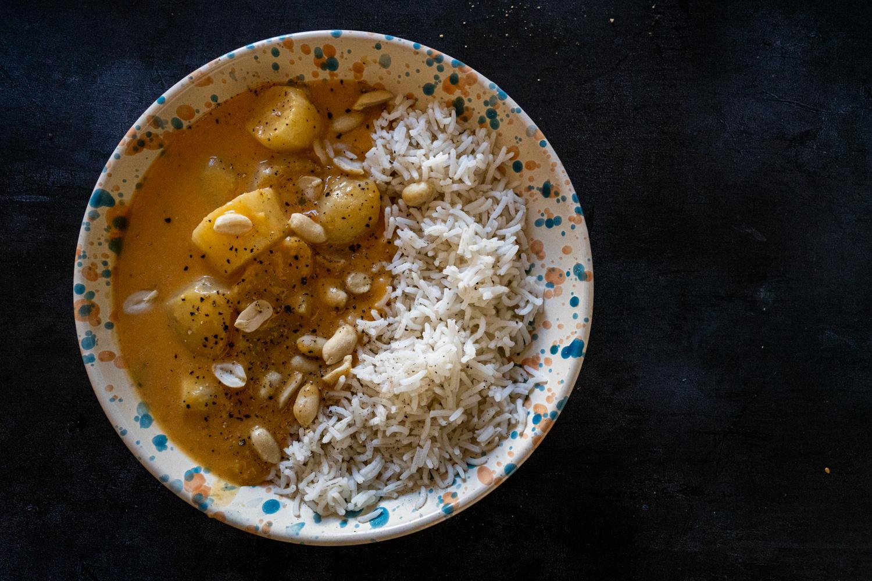 Curry de navets