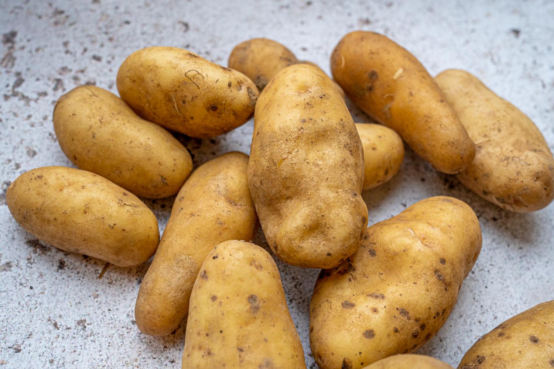 Gratin de pommes de terre à l'espagnol