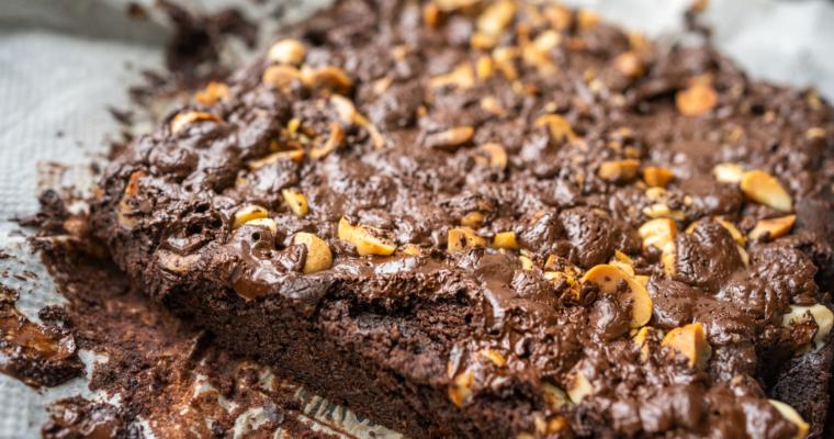 Brownie végétal