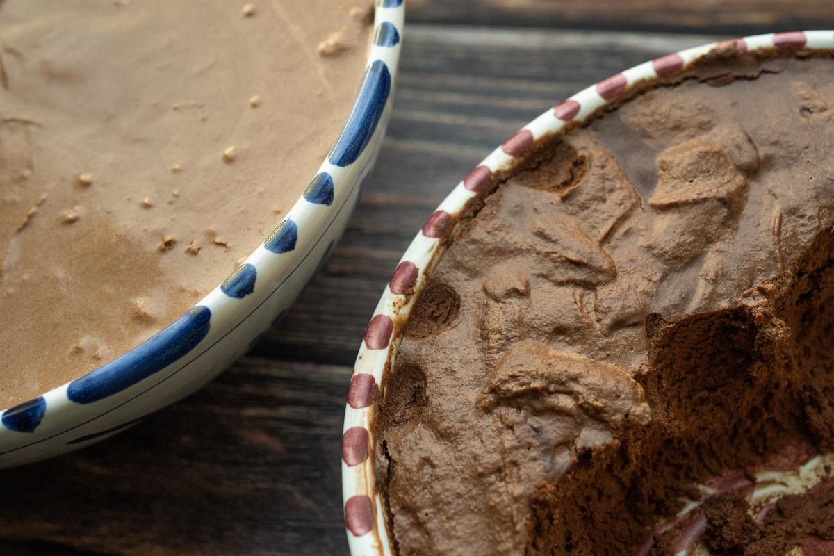 [Esquisse] Mousse au chocolat noir