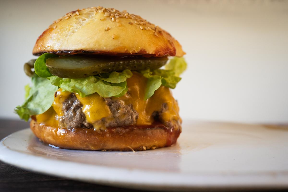 [Sandwich] Cheeseburger