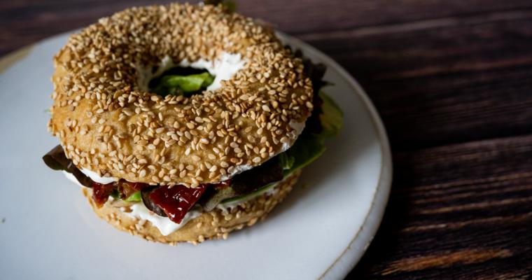 [Sandwich] Bagel