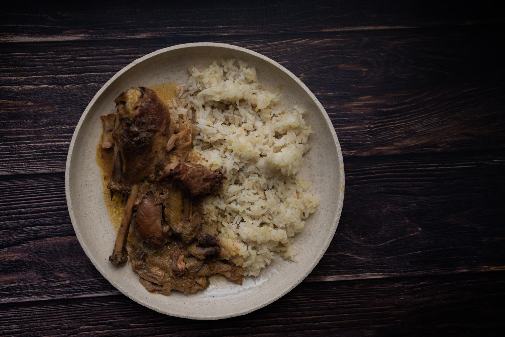 Yassa poulet